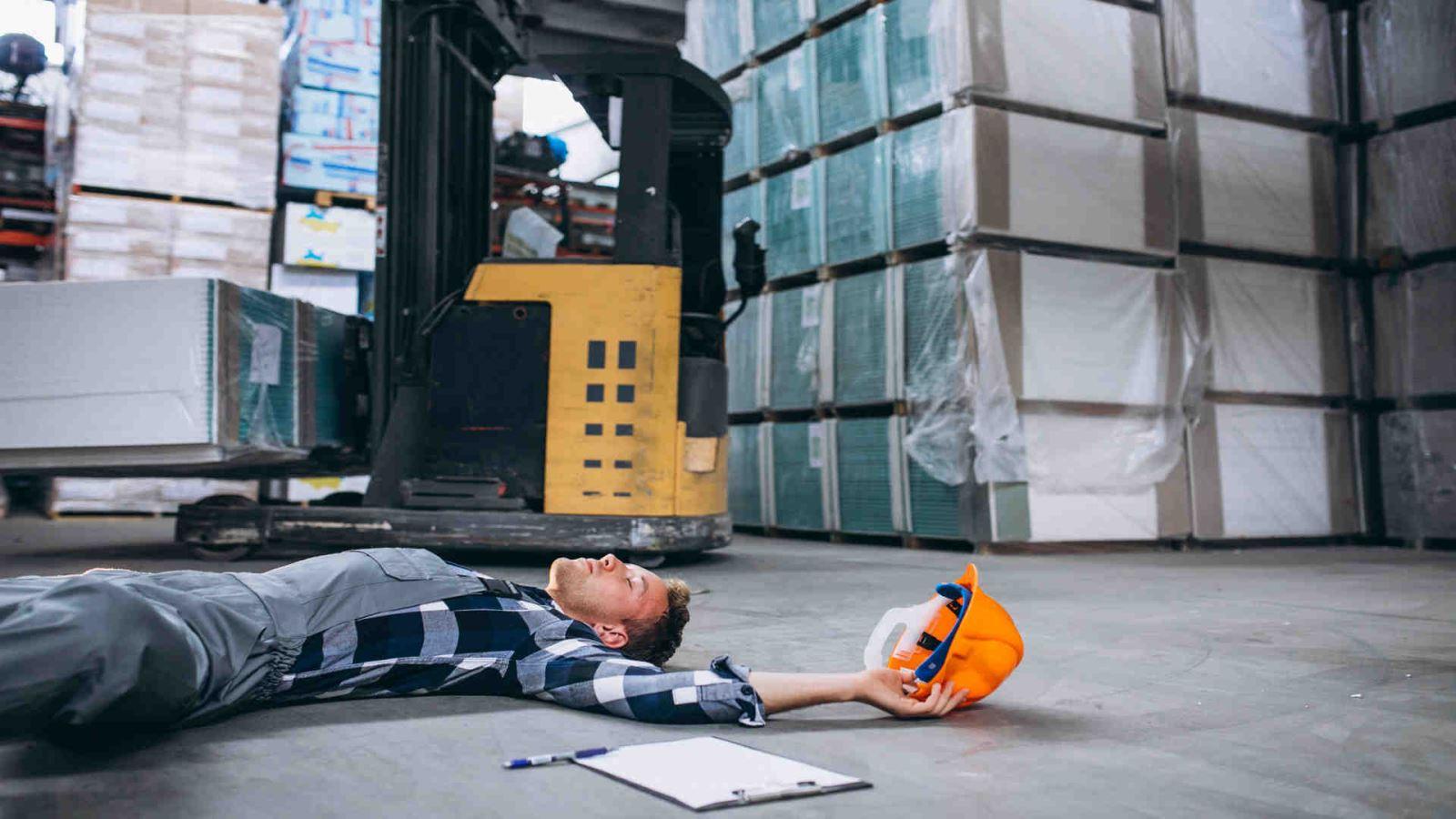 תאונת עבודה במסגרת העבודה